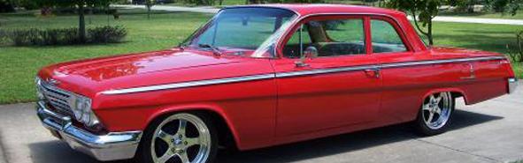 1962 Chevy Bel-Air