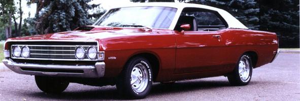 Ford Fairlane 1969