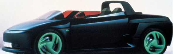 1989 Plymouth Speedster