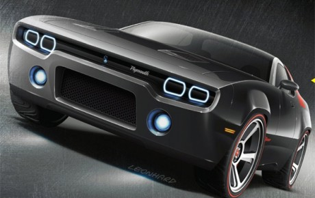 2010 Plymouth Road Runner (Concept)