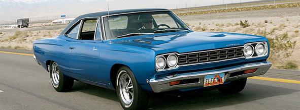 1968 Plymouth Roadrunner for Sale