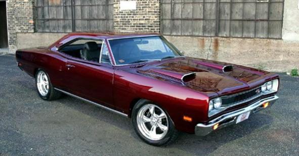 1969 Dodge Coronet RT