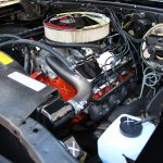 1969 Chevrolet Nova SS 396 Engine