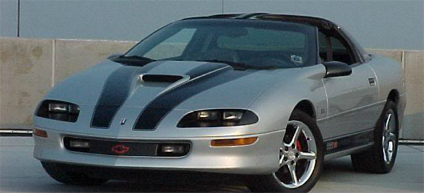 1997 SLP Camaro SS for Sale