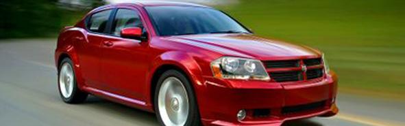 2006 Dodge Avenger Concept
