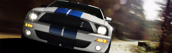 2007 Shelby Mustang GT 500