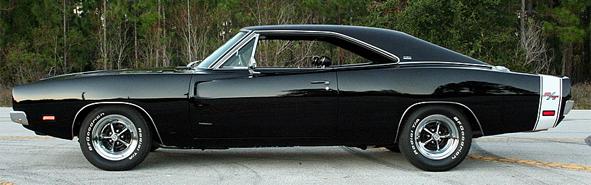 1969 Dodge Charger R/T-SE