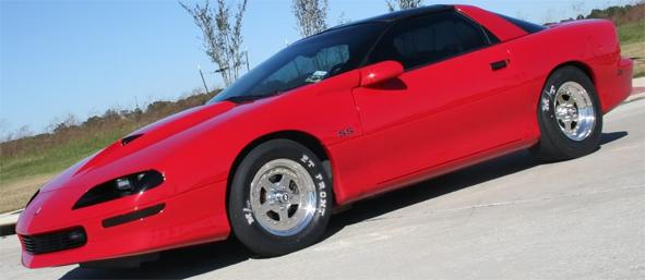 1996 Chevrolet Camaro Z28 SS