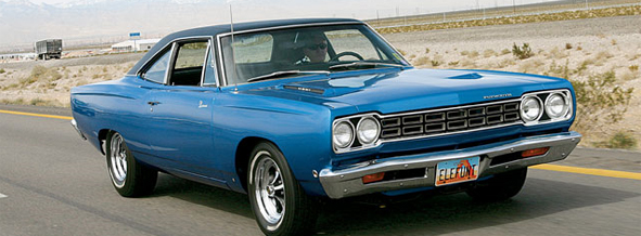 1968 Plymouth Roadrunner for Sale