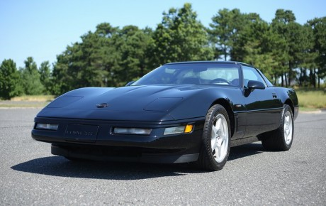 1995 ZR1 Corvette