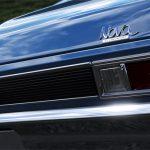 1969 chevrolet nova ss 396 back side