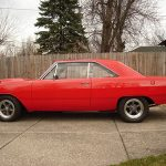 Red 440 Dodge Dart