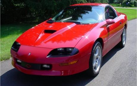 1997 SLP Camaro SS