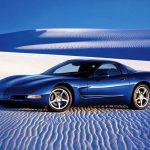 2001 Corvette Coupe