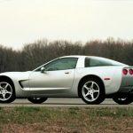 2001 Corvette Coupe Metalic