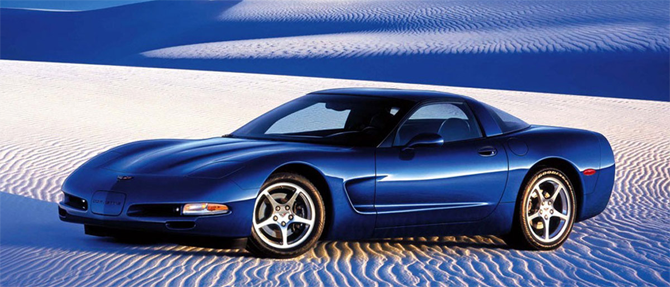 2001 Corvette Coupe Cars for Sale