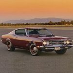 69 Mercury Cyclone CJ On Aiport