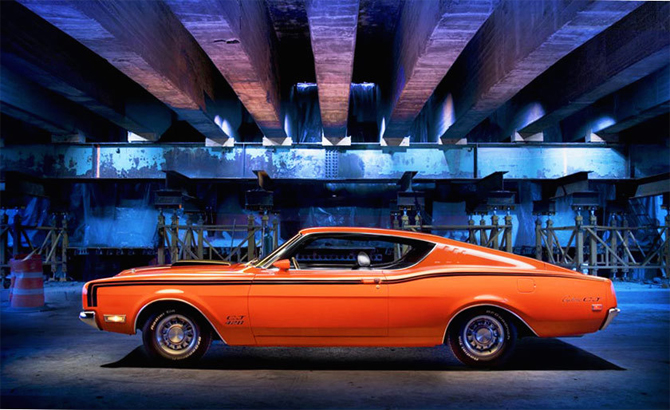 1969 Mercury Cyclone Cobra Jet